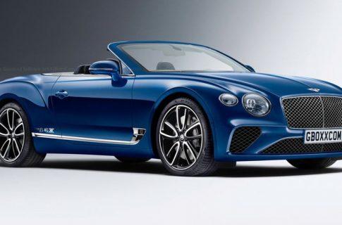 2018 Bentley Continental GT Cabriolet — уже известно, как будет выглядеть кабриолет