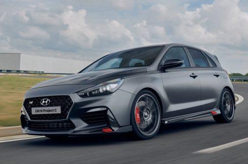 Hyundai i30 N Project C — чистое удовольствие от вождения