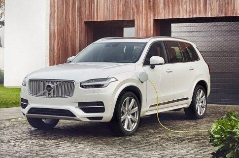 Начиная с 2019 года Volvo будет выпускать все автомобили с электродвигателями