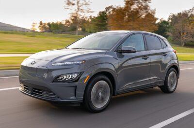 2021 Hyundai Kona Electric (64 кВтч)