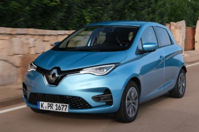 Renault ZOE в шестимесячном тесте