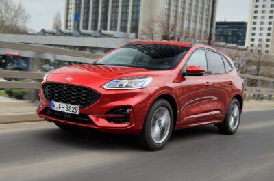 Тест-драйв Ford Kuga 2.5 Hybrid — реальный расход менее 5 л/100 км